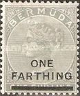 [Not Issued Stamp Surcharged, type P]