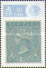 [Commonwealth Postal Conference, Typ QI]