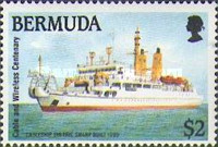 [The 100th Anniversary of Cable and Wireless in Bermuda, Typ RA]