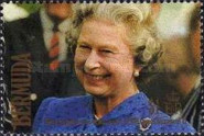 [The 40th Anniversary of Queen Elizabeth II's Ascension, Typ RZ]
