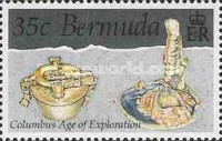 [The 500th Anniversary of the Discovery of America by Columbus - Spanish Artifacts, Typ SB]