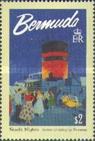 [The 75th Anniversary of Furness Line's Bermuda Cruises - Adolphe Treidler Posters, Typ TG]