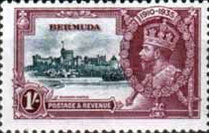 [The 25th Anniversary of the Reign of King George V, Typ X3]