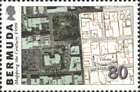 [The 100th Anniversary of First Digital Map of Bermuda, Typ XX]