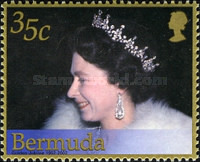 [The 50th Anniversary of the Accession of Queen Elizabeth II, type ZO]