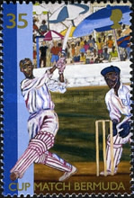 [The 100th Anniversary of Bermuda Cup Cricket Match, Typ ZX]