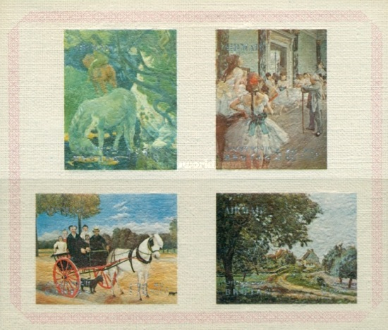 [Airmail - Paintings, Typ ]