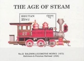 [Steam Railway Locomotives, type ]