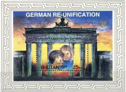 [The 2nd Anniversary of Reunification of Germany, type ]