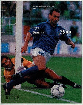 [Football World Cup - France (1998), Typ ]