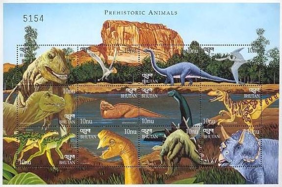 [Prehistoric Animals, Typ ]