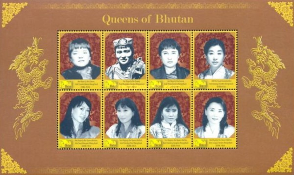 [Queens of Bhutan, type ]