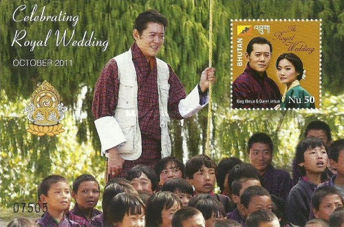 [Royal Wedding - King Jigme Khesar Namgyel Wangchuck & Jetsun Pema, Typ ]