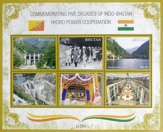 [The 50th Anniversary of India-Bhutan Hydropower Cooperation, type ]