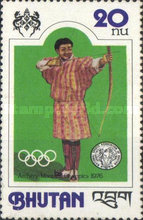 [Olympic Games - Montreal 1976, Canada, Typ AAJ]