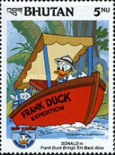 [The 50th Anniversary of Walt Disney Character Donald Duck, Typ AHC]