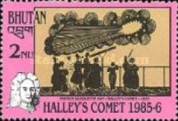 [Appearance of Halley's Comet, Typ ALA]