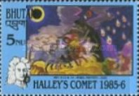 [Appearance of Halley's Comet, Typ ALD]