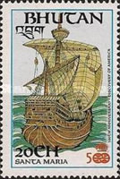 [The 500th Anniversary of Discovery of America by Columbus, Typ ALS]