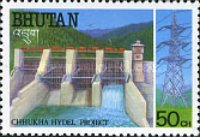 [Chhukha Hydro-electric Project, Typ ANZ]
