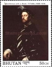 [The 500th Anniversary of the Birth of Titian, Painter, 1488-1576, Typ AON]