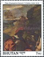 [The 500th Anniversary of the Birth of Titian, Painter, 1488-1576, Typ AOU]