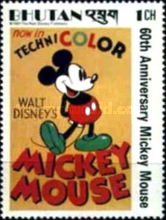 [The 60th Anniversary of Mickey Mouse - Film Posters, Typ APU]