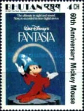 [The 60th Anniversary of Mickey Mouse - Film Posters, Typ APX]