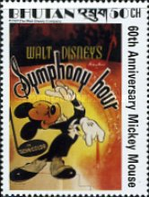 [The 60th Anniversary of Mickey Mouse - Film Posters, Typ AQA]