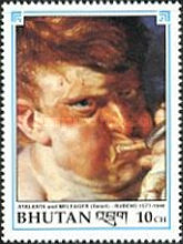 [The 350th Anniversary of the Death of Peter Paul Rubens, Painter, 1577-1640, Typ BAV]