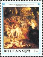 [The 350th Anniversary of the Death of Peter Paul Rubens, Painter, 1577-1640, Typ BAX]