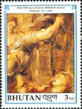 [The 350th Anniversary of the Death of Peter Paul Rubens, Painter, 1577-1640, Typ BAZ]