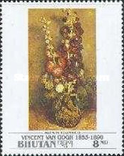 [The 100th Anniversary of the Death of Vincent van Gogh, Painter, 1853-1890, Typ BBX]