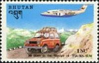 [The 30th Anniversary of Bhutan Postal Organization, type BDK]