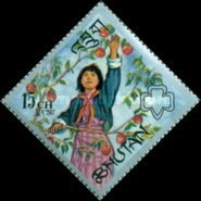 [Bhutan Girl Scouts, type EY]