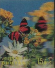 [Butterflies from Around the World, Typ GS]
