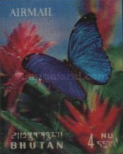 [Airmail - Butterflies from Around the World, Typ GX]