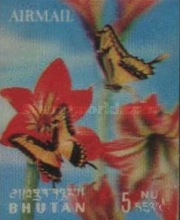 [Airmail - Butterflies from Around the World, Typ GY]