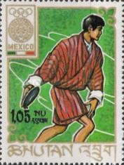 [Olympic Games - Mexico, Typ HQ1]