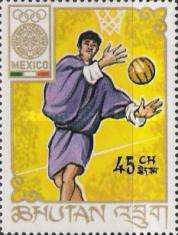 [Olympic Games - Mexico, Typ HR]