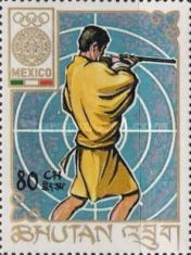 [Olympic Games - Mexico, Typ HT]