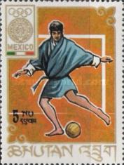 [Olympic Games - Mexico, Typ HX]