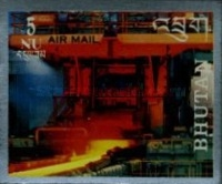 [Airmail - History of Steel Production, Typ JV1]