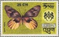 [Stamps of 1967-1975 Surcharged, Typ WG1]