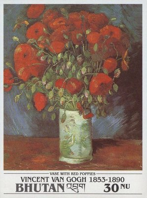 [The 100th Anniversary of the Death of Vincent van Gogh, 1853-1890, Typ XBB]