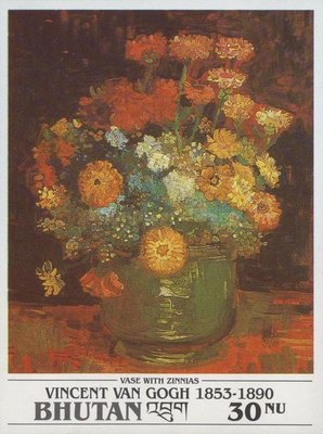 [The 100th Anniversary of the Death of Vincent van Gogh, 1853-1890, Typ XBC]