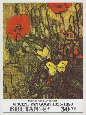 [The 100th Anniversary of the Death of Vincent van Gogh, 1853-1890, Typ XBD]