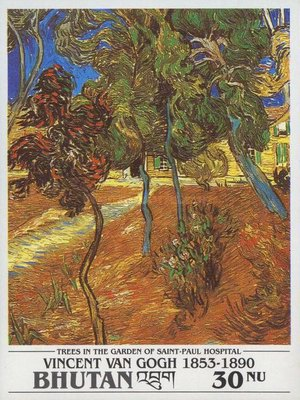 [The 100th Anniversary of the Death of Vincent van Gogh, 1853-1890, Typ XBG]