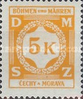 [Governemnt Service Stamps, Typ A11]