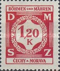 [Governemnt Service Stamps, Typ A6]